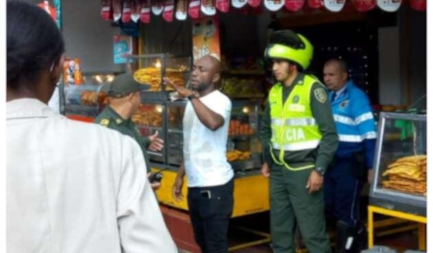 Pablo Armero detenido