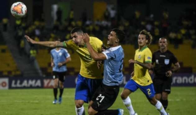 Brasil Vs Uruguay - 2020