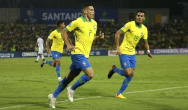 Brasil vs Argentina sub 23