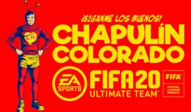 Chapulín Colorado en FIFA 20