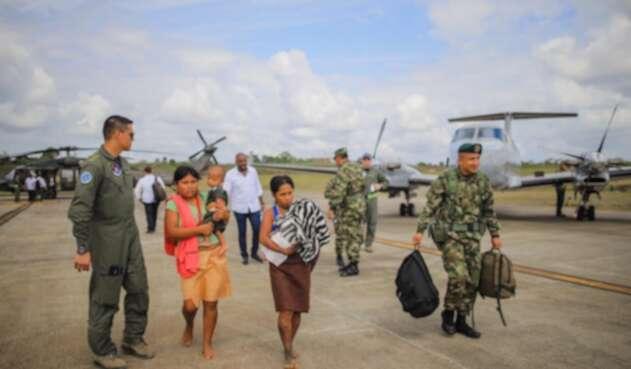 Comunidades Indígenas del Chocó