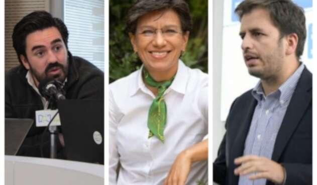 Claudia López Centro Democrático