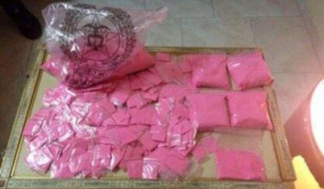 Cocaína Rosada