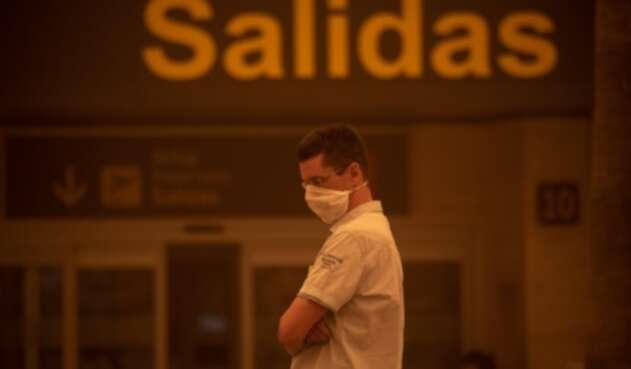 Coronavirus en Tenerife