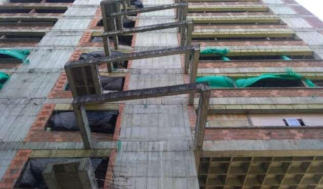 Edificio en extinción de dominio, en El Poblado, Medellín