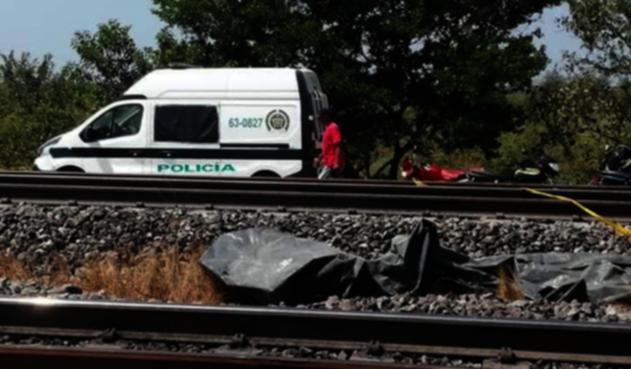 Accidente ferroviario en Ciénaga, Magdalena