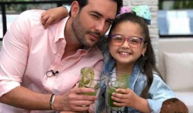 Sebastián Martínez y Hanny Vizcaíno