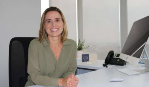 Mónica Ospina Londoño, directora del Icfes