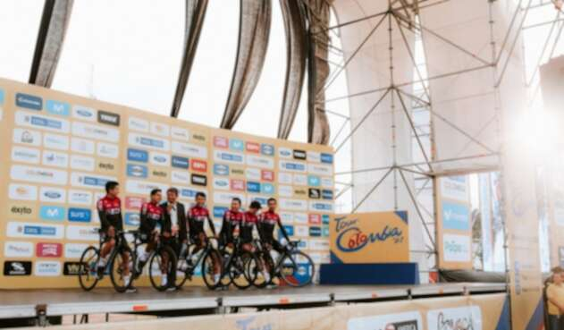 Ineos - Tour Colombia