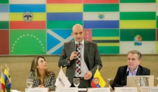 Iván Darío González viceministro de Salud