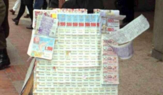Hay crisis por robo en Lotería de Cundinamarca.