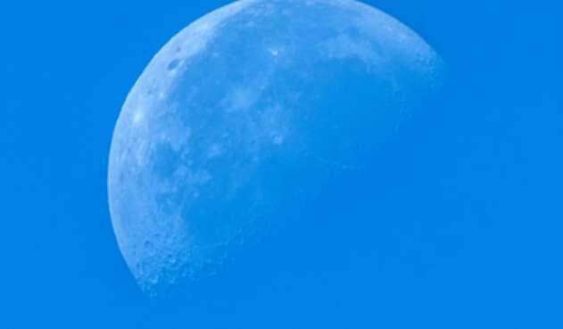 Imagen de la Luna