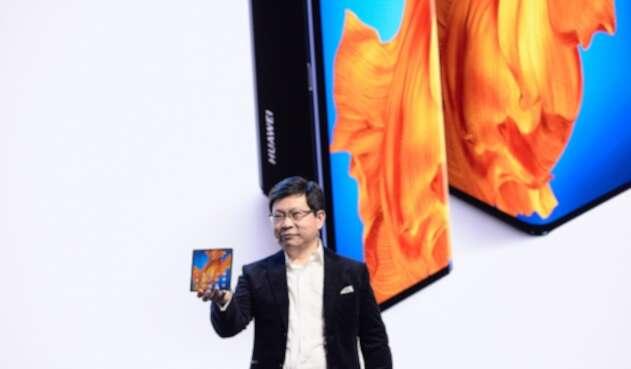 Mate XS, el nuevo teléfono plegable de Huawei
