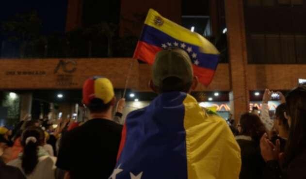 Los migrantes venezolanos, una problemática de 'marca mayor'.