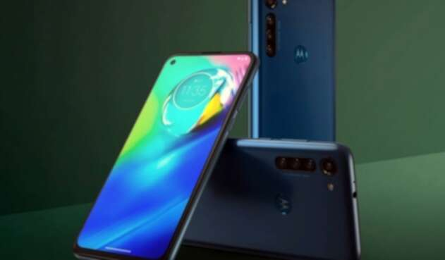 Nuevo celular gama media moto g8 power