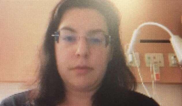 Rebecca Fresure, mujer contagiada con coronavirus