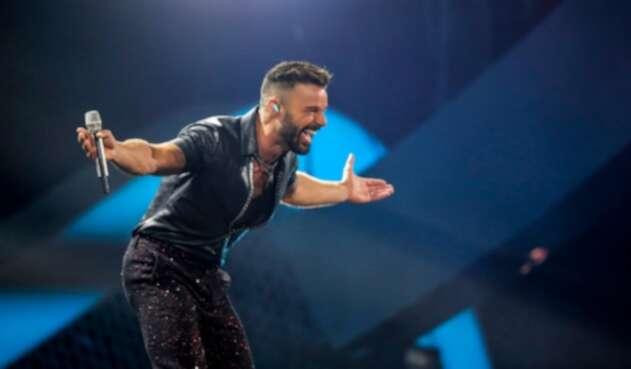 Ricky Martin en Viña del Mar 2020
