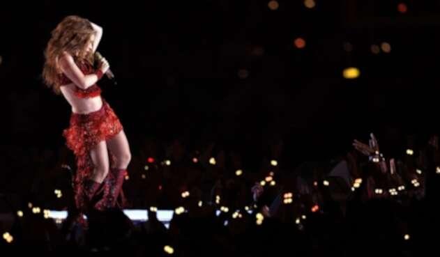 Shakira en Superbowl
