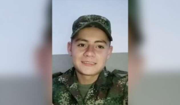 Soldado Luis Miguel Ochoa Salón