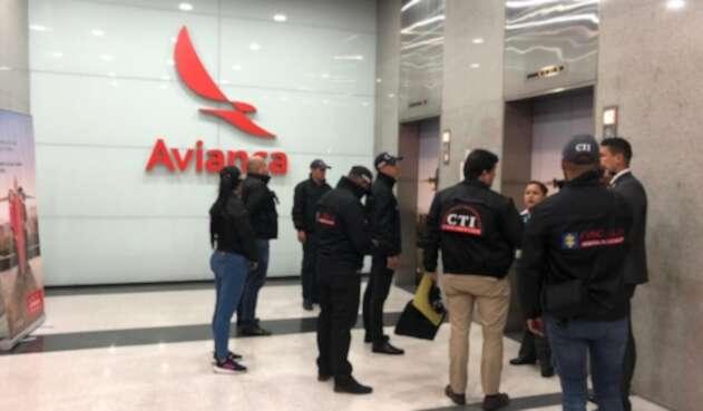 Allanan instalaciones de Avianca Holdings por escándalo de Airbus