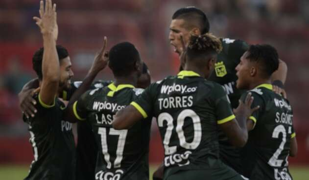Huracán vs Nacional - Copa Sudamericana 2020