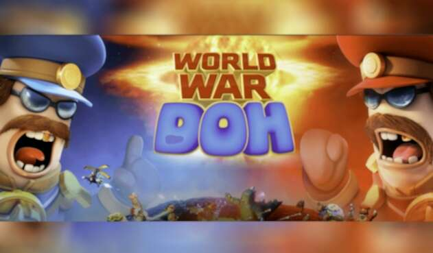 World War Doh, videojuego colombiano