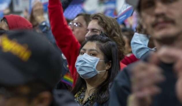 Coronavirus en EE.UU