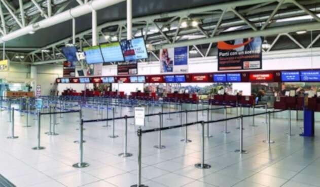 Aeropuerto de España