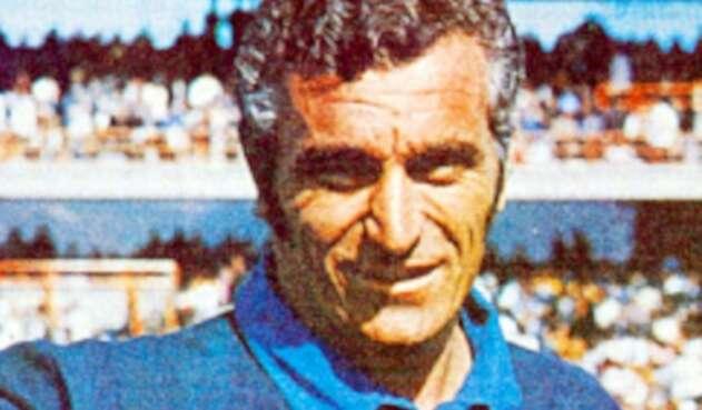 Amadeo Carrizo, ex arquero de Millonarios y River
