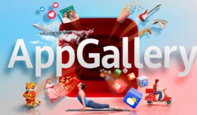 AppGallery, la tienda de apps oficial de Huawei