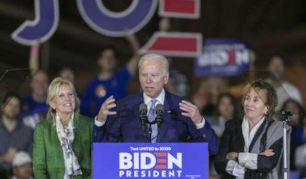 Joe Biden ganó las primarias demócratas
