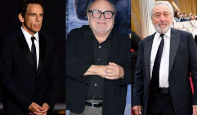 Ben Stiler, Danny DeVito, Robert De Niro le hablan a sus fans