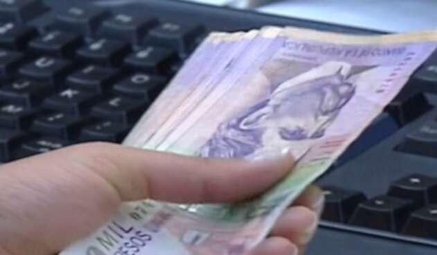 Dinero - Billetes -
