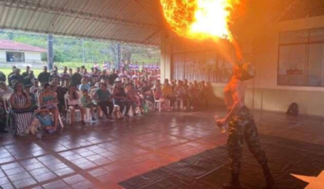Circo Ejército Nacional