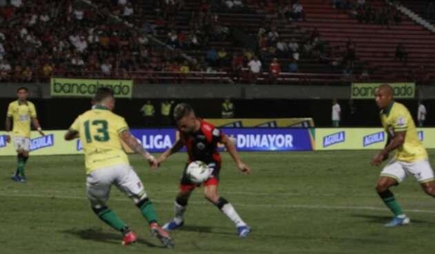 Cúcuta vs. Bucaramanga
