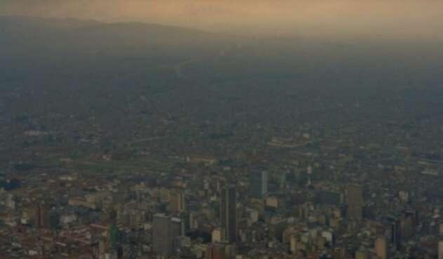 Aire en Bogotá