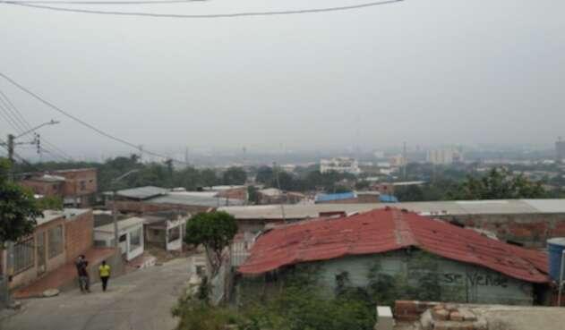 Mala Calidad del aire en Cúcuta y sus alrededores.