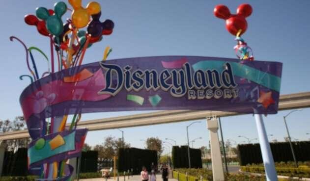 El parque de diversiones Disneyland