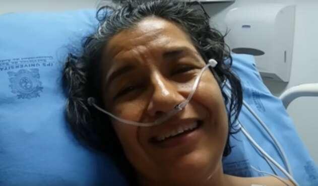 Docente de la Universidad de Antioquia Sara Yaneth Fernández Moreno