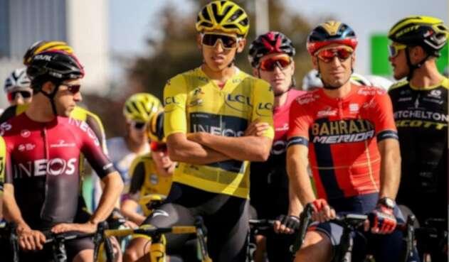 Egan Bernal, Tour de Francia 2019