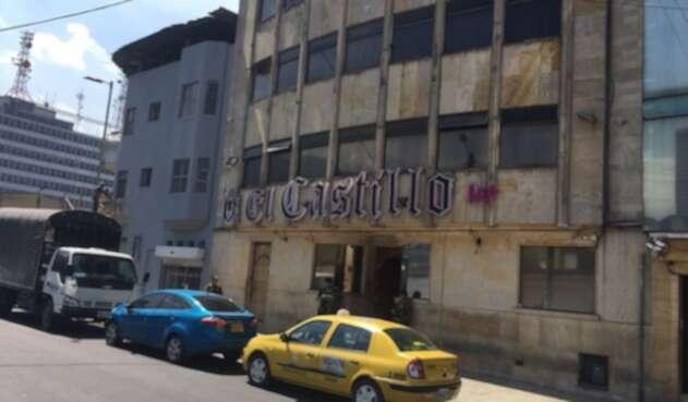 PROSTÍBULO EL CASTILLO