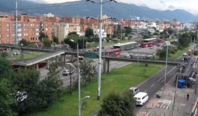 Estación de Transmilenio de la Calle 146
