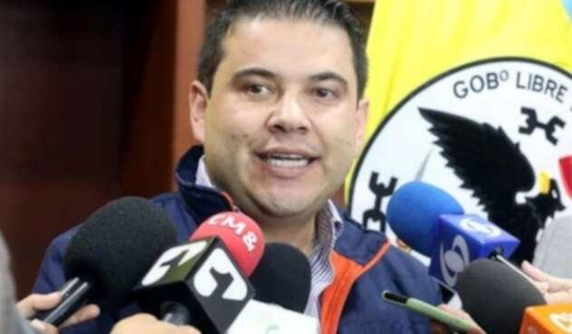 Gobernador de Cundinamarca, Nicolás García