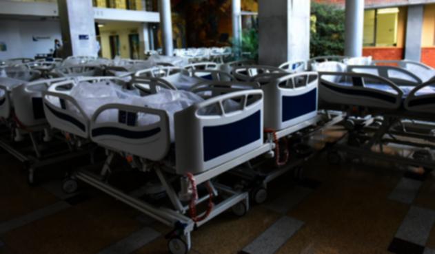 Entregaron las primeras camas de Unidades de Cuidados Intensivos en la Clínica León XIII de Medellín