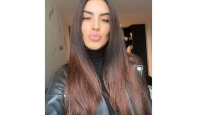 Jessica Cediel es una modelo colombiana