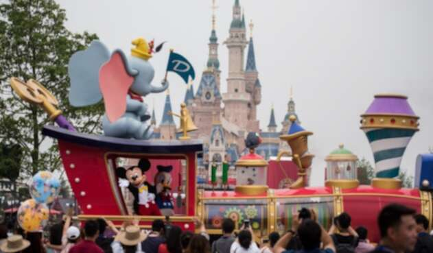 Parque Magic Kingdom de Disney World