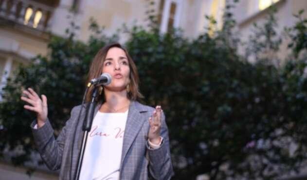Lina María Arbeláez, directora del ICBF