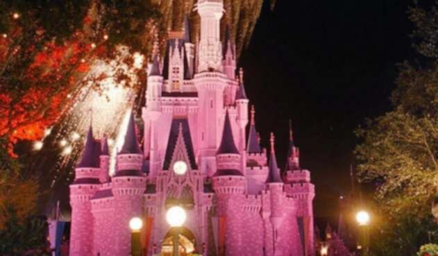 Parque Magic Kingdom en the Walt Disney World