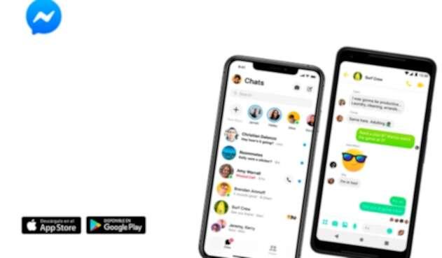 Facebook Messenger, app de mensajería