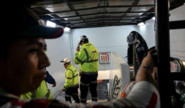 Accidente del metro de Ciudad de México
